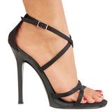 Nero 11,5 cm GALA-41 Sandali Tacchi a spillo scarpe