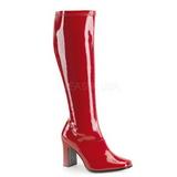 Rosso Vernice 9,5 cm FUNTASMA KIKI-350 Stivali Donna