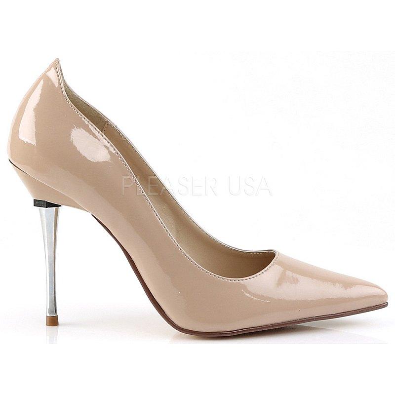 Pleaser APPEAL-20 scarpe con tacchi alti cipria taglie 35 - 36