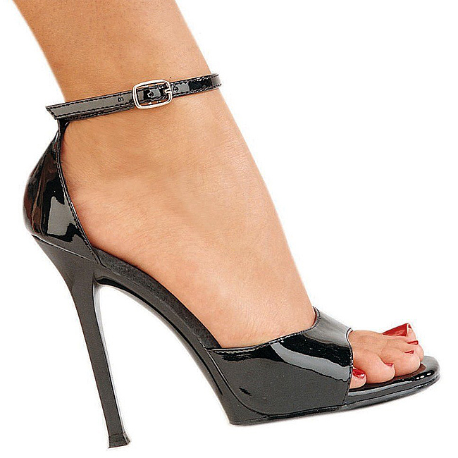 Pleaser GALA-36 scarpe da sera nero vernice taglie 37 - 38