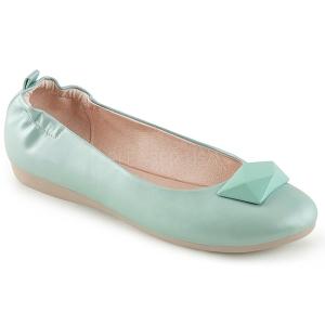 Blu OLIVE-08 ballerine scarpe basse donna