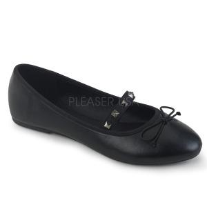 Ecopelle DEMONIA DRAC-07 ballerine scarpe basse donna