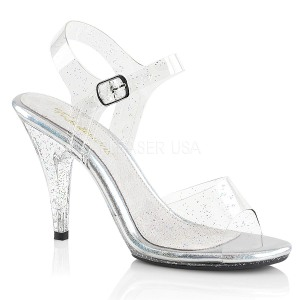 Glitter 10 cm Fabulicious CARESS-408MMG high heeled sandals