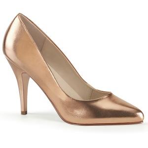 Gold Rose 10 cm VANITY-420 Pumps High Heels for Men