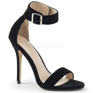 Velluto 13 cm AMUSE-10 scarpe per trans