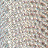 Argento Strass Cristallo 15,5 cm BEJEWELED-601DM Plateau Mules Scarpe