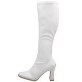 Bianco Matto 9,5 cm FUNTASMA KIKI-350 Stivali Donna