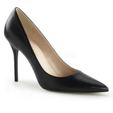 Black Matte 10 cm CLASSIQUE-20 Women Pumps Shoes Stiletto Heels