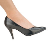 Black Matte 10 cm DREAM-420 high heel pumps classic