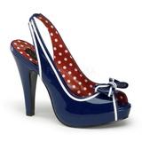 Blu 11,5 cm BETTIE-05 Scarpe da donna con tacco altissime