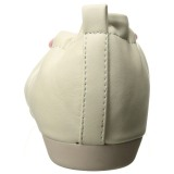 Crema OLIVE-05 ballerine scarpe basse donna