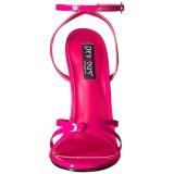 Fucsia 15 cm DOMINA-108 scarpe per trans