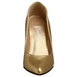 Gold Matte 10 cm VANITY-420 Pumps High Heels for Men