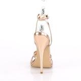 Gold Rose 15 cm DOMINA-108 transvestite shoes