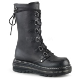 Leatherette 3 cm LILITH-270 demonia boots platform