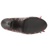 Modello di Ciliegio 11,5 cm PINUP-05 grandi taglie scarpe décolleté