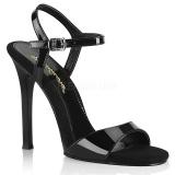 Nero 11,5 cm GALA-09 fabulicious sandali con tacchi a spillo