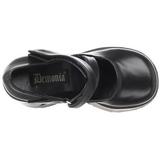 Nero 13,5 cm DYNAMITE-03 scarpe lolita gotico calzature con zeppa altissimo