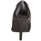 Nero Matto 10 cm DREAM-420 scarpe décolleté con tacco alto