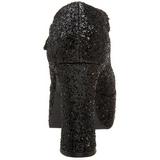 Nero Scintillare 11 cm MARYJANE-50G Scarpe Décolleté Mary Jane
