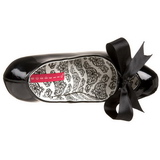 Nero Vernice 14,5 cm Burlesque TEEZE-12 Scarpe da donna con tacco altissime