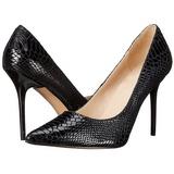 Pelle 10 cm CLASSIQUE-20SP grandi taglie scarpe stilettos