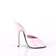Rosa 15 cm DOMINA-101 ciabatte tacchi altissimi da uomo