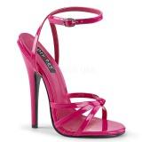 Rosa 15 cm DOMINA-108 scarpe per trans