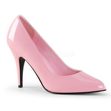 Rosa Vernice 10 cm VANITY-420 scarpe décolleté a punta elegante