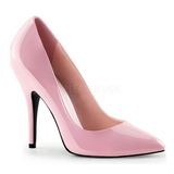 Rosa Vernice 13 cm SEDUCE-420 scarpe décolleté a punta