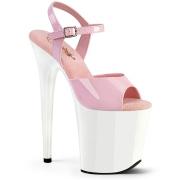 Rose platform 20 cm FLAMINGO-809 pleaser high heels shoes