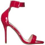 Rosso 13 cm AMUSE-10 scarpe per trans