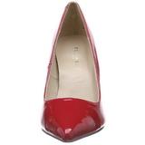 Rosso Vernice 10 cm CLASSIQUE-20 Tacchi altissimi da uomo
