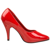 Rosso Vernice 10 cm DREAM-420 scarpe décolleté con tacco alto
