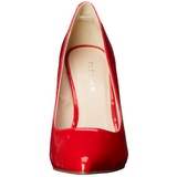 Rosso Vernice 13 cm AMUSE-20 Scarpe décolleté tacco stiletto