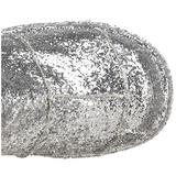 Scintillare 18 cm STACK-301G Stivali Gotico da Uomo Plateau