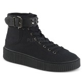 Tela 4 cm SNEEKER-255 sneakers creepers scarpe da uomo
