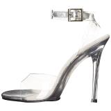 Trasparente 11,5 cm GALA-06 Sandali Tacchi a spillo scarpe