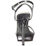 Trasparente 13 cm LIP-117 Scarpe da donna con tacco altissime