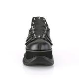 Vegan 7,5 cm NEPTUNE-50 Scarpe Demonia Gotico da Uomo