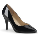 Verniciata 10 cm DREAM-420W scarpe décolleté per piedi larghi da uomo