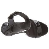 Verniciata 13 cm AMUSE-10 scarpe per trans
