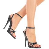 Verniciata 15 cm DOMINA-108 scarpe fetish con tacchi