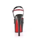 Verniciata 18 cm SKY-309TT sandali pleaser con suole rosse