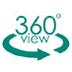 360° vista panoramica